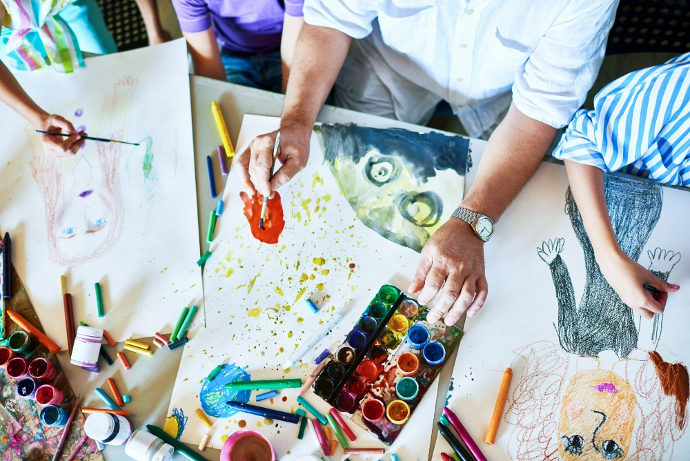 Art Therapy and Healing